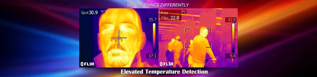 Elevated-temperature-detection -melbournee